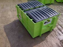 20 Yard Dumpster with Lid